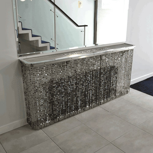 Grey-Crystal-radiator-cover