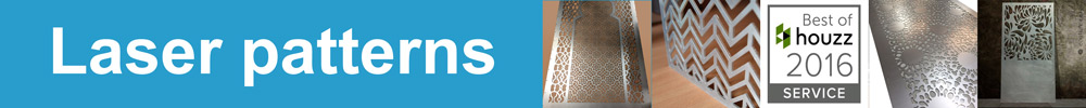 laser cut metal screens and architectural panels