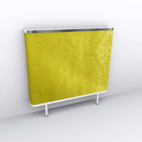 Fabric Designs of your choice Radiator Cover