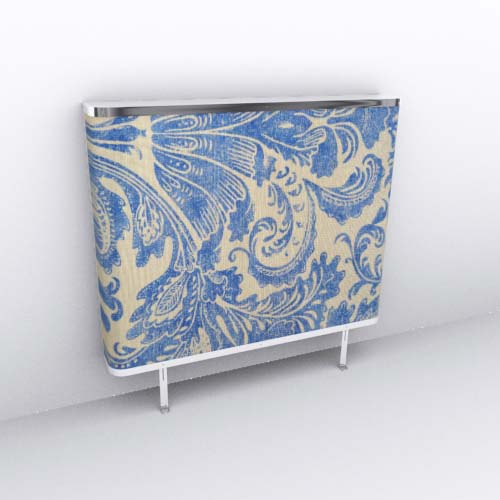 Plain or patterned you decide Radiator Cover
