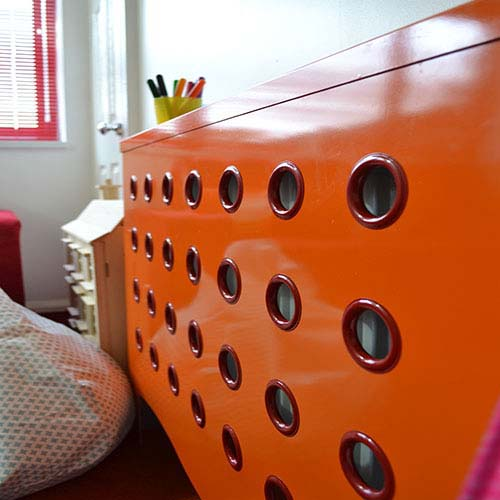 Northampton playroom Radiator Cover