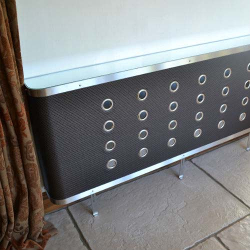 YOYO Textured Vinyls Radiator Cover