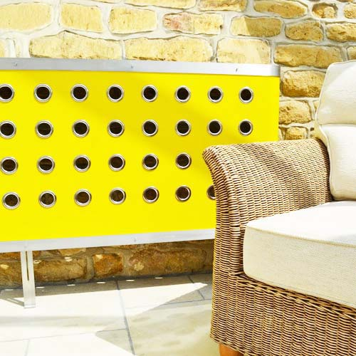 YOYO in 100's of colours Radiator Cover