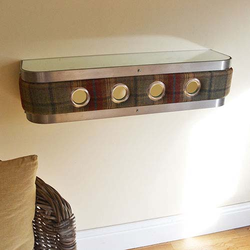 Fabric Soft Mantels Radiator Cover