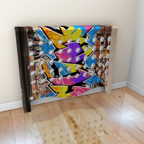 GRAFFITTI_STRETCED_2.jpg Radiator Cover