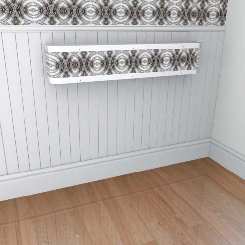 Gothic Shadows 10 Mantel Radiator Cover