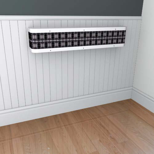 Gothic Shadows 3 Mantel Radiator Cover