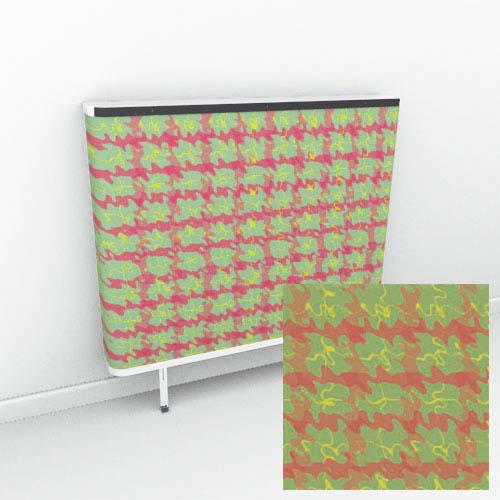 Heather Tartan Extreme Radiator Cover