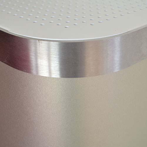 Pearl Metallic Radiator Cover