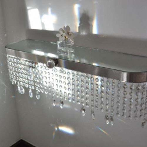 Crystal shelving Radiator Cover