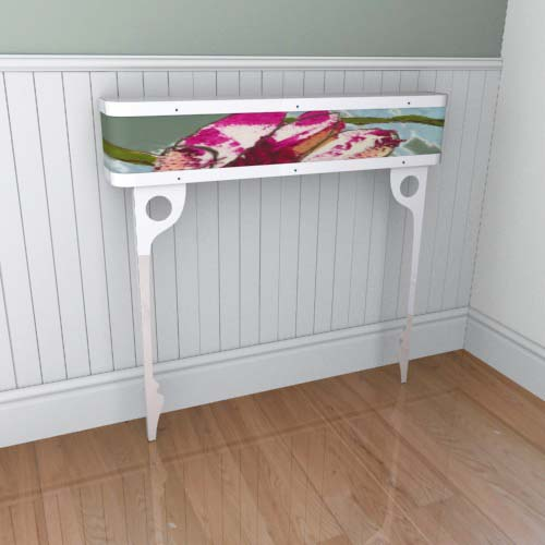 Emily Flowers 10 Console Radiator Cover