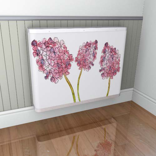 Emily Flowers 11 Cover Radiator Cover