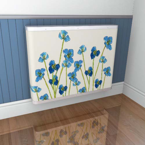 Emily Flowers 13 Cover Radiator Cover