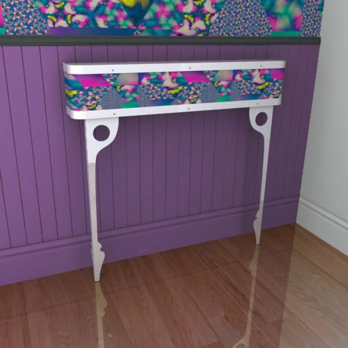 Kaleidoscope Console 14 Radiator Cover
