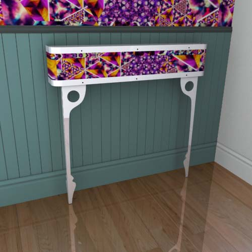 Kaleidoscope Console 16 Radiator Cover