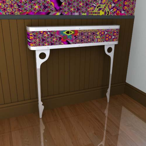 Kaleidoscope Console 18 Radiator Cover
