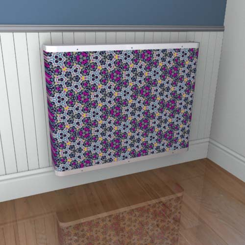 Kaleidoscope Cover 6 Radiator Cover