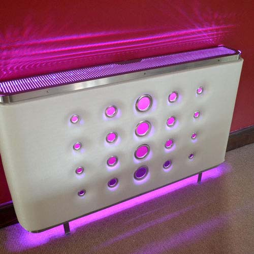 DECO in Vinyl Soft Radiator Cover