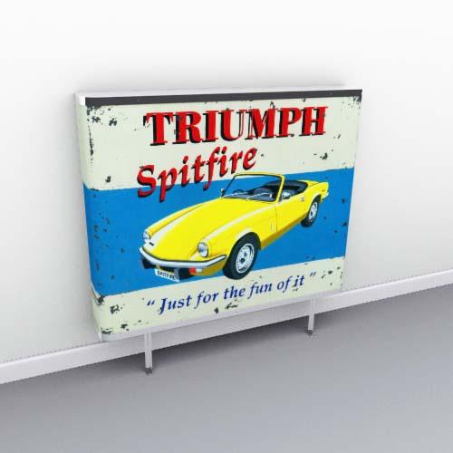 Triumph Spitfire Radiator Cover