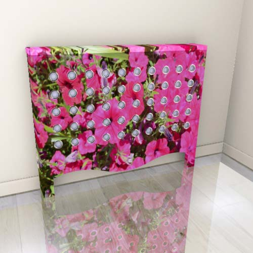 wa_flowers6.jpg Radiator Cover