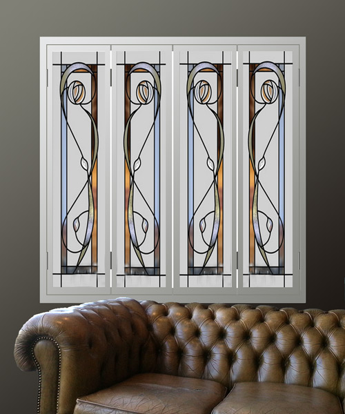 Glass Window Shutters Modern Radiator Covers Window