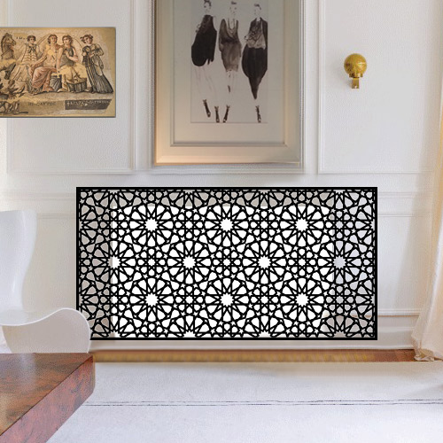 islamic-and moroccan radiator-covers