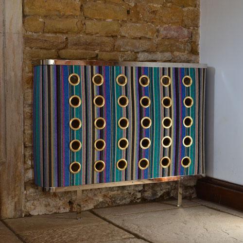 Fabric Radiator Covers Designer Fabrics Modern