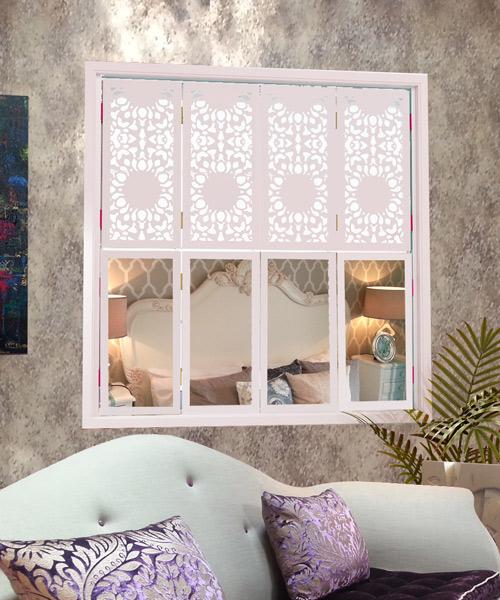 Brand New Launch Of Decorative Window Shutters In Unique