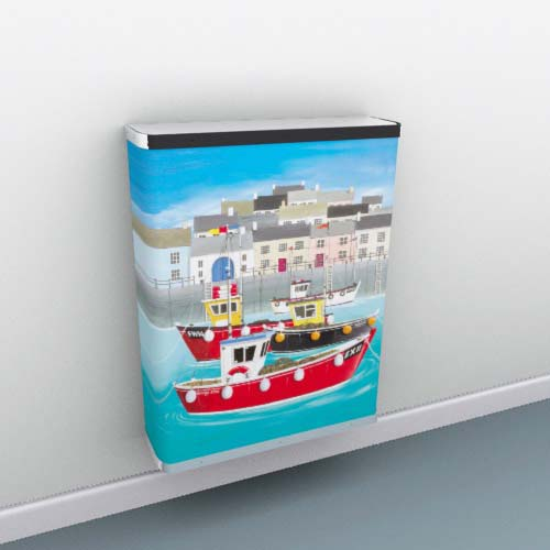 a_day_on_the_water1.jpg Radiator Cover