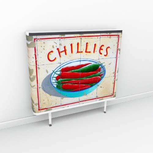chillies1.jpg Radiator Cover