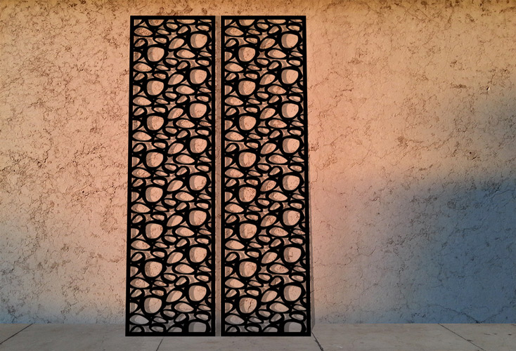 Custom Laser Cut Panels For The Home And Business Modern