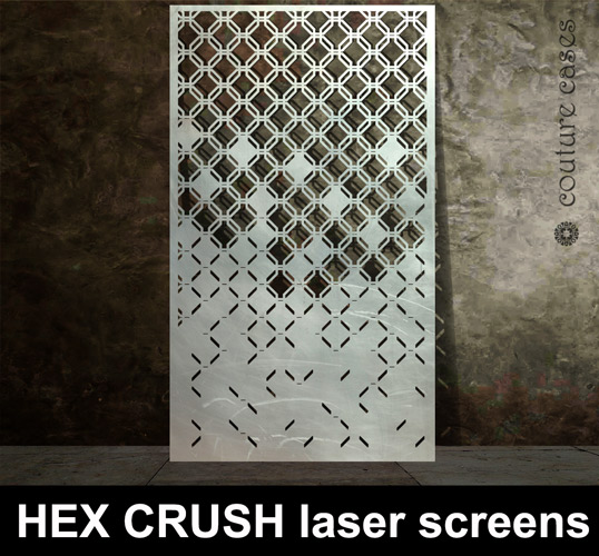 Decorative Laser Cut Screens For The Home And Business