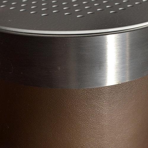 Metallic Bronze Radiator Cover