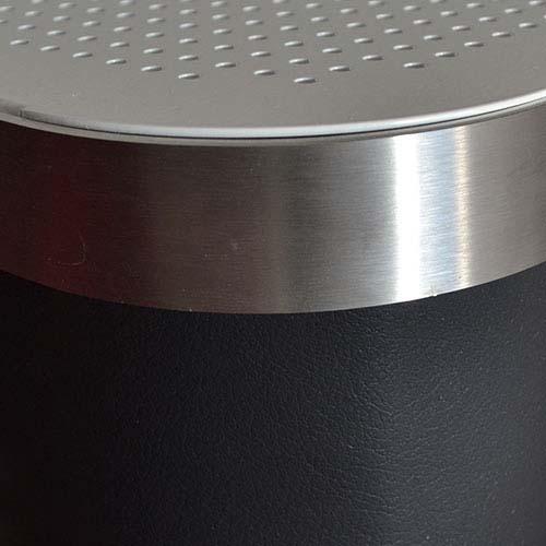 Zenith Black Radiator Cover