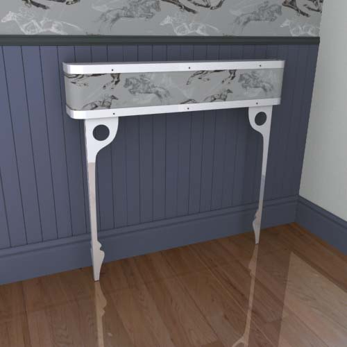 Horse Galloping Console 1a Radiator Cover