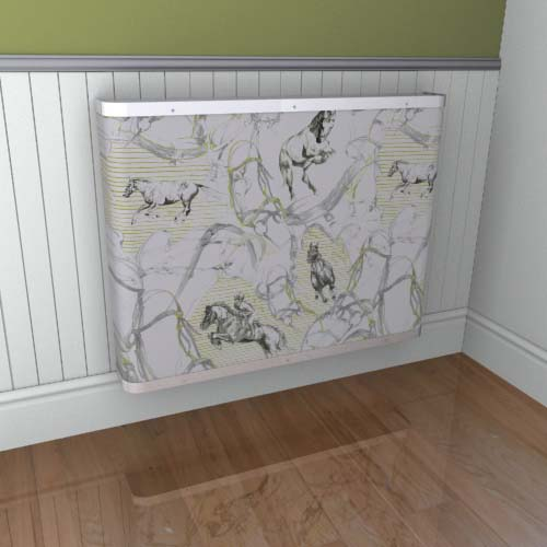 Bridle Horses Cover 1a Radiator Cover
